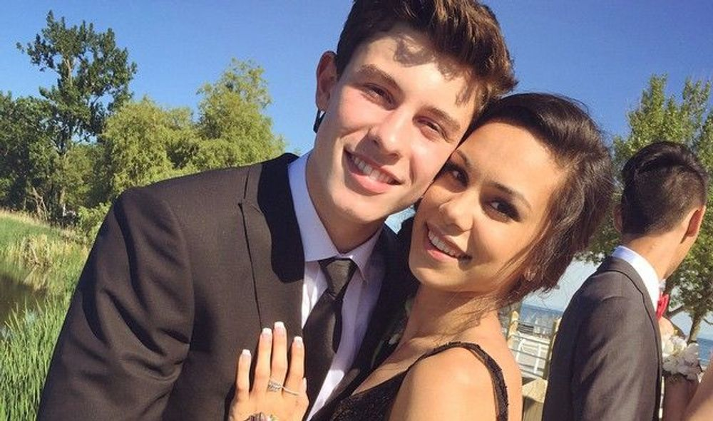 Shawn Mendes And Lauren Arendse