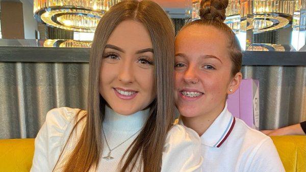 Katylee Bailey and Libby-Mae