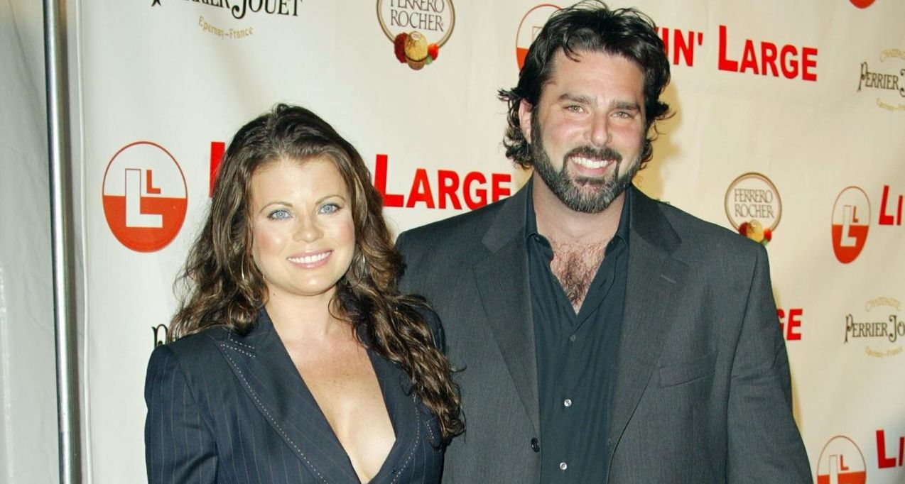 Paul Cerrito and Yasmine Bleeth