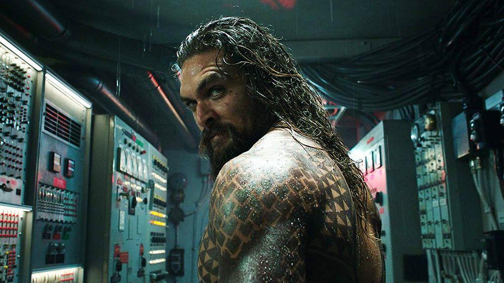 Jason Momoa/Aquaman