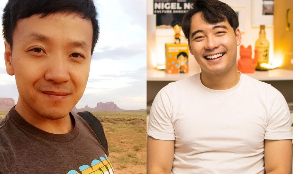 Mike Chen And Uncle Roger