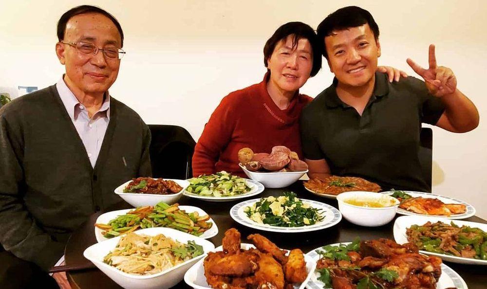 Mike Chen Parents