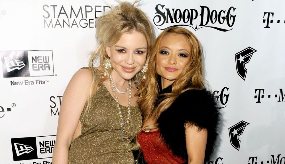 Casey Johnson and Tila Tequila