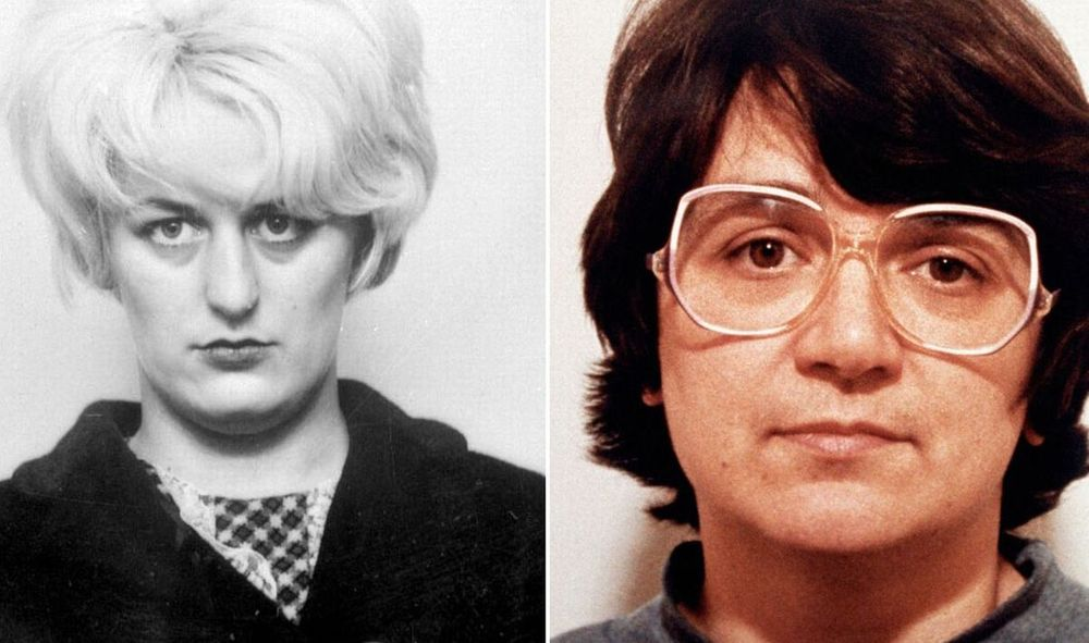 Myra Hindley and Rose West